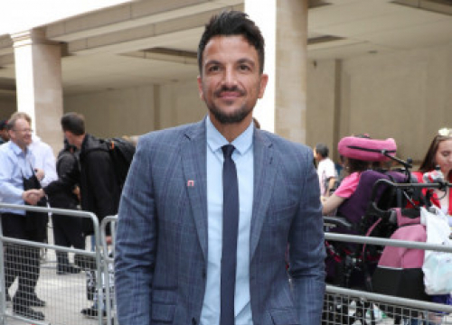 Peter Andre Writes New Music With Ricky Wilson