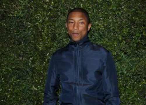 Pharrell Williams: My Wife Is My Everything