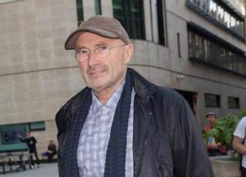 Phil Collins Named Honorary Texan