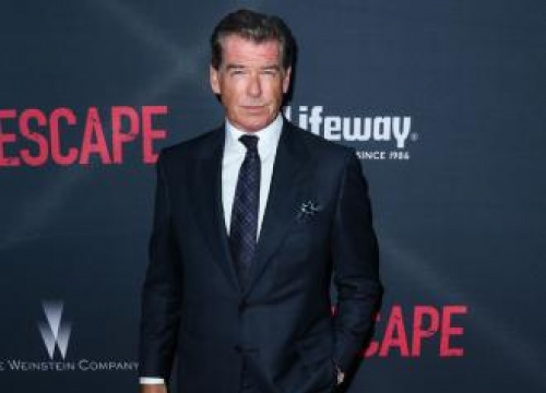 Pierce Brosnan Backs Tom Hardy As The Next Bond