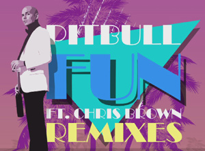Pitbull - Fun ft. Chris Brown [Audio] Video