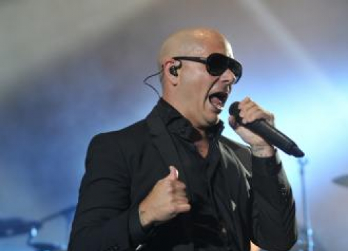 Pitbull's New Year's Resolution