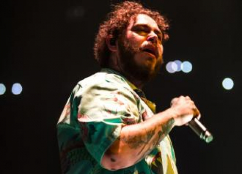 Post Malone's Monster Nando's Order For O2 Shows