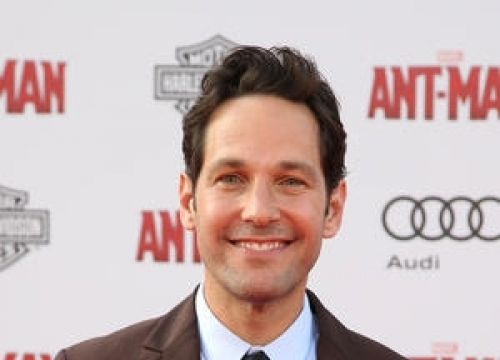 Paul Rudd Honoured By Michael Douglas At Walk Of Fame Ceremony