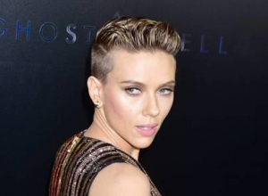 Scarlett Johansson Named The Highest Paid Actress In The World