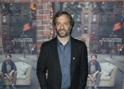 Judd Apatow Laughed In Kanye West's Face