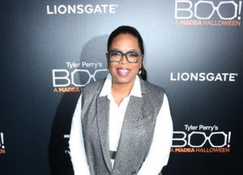 Oprah Winfrey: 'My Cookbook Tells My Life Story'