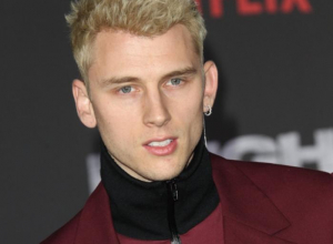 Machine Gun Kelly Becomes The Subject Of 'Ligma' Death Hoax
