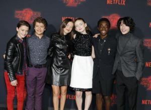 The 'Stranger Things' Kids Love 'High School Musical'