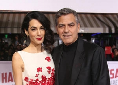 George Clooney: 'I'm One Lucky Guy'