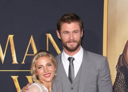 Chris Hemsworth Mocks Troubled Marriage Reports