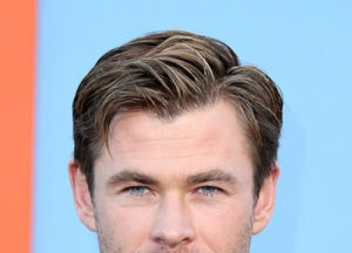 Chris Hemsworth Survived On 500-Calorie Diet For Shipwreck Drama
