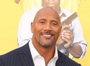 Dwayne Johnson Named The Highest Paid Actor In The World