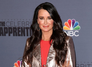 Kyle Richards Says Being A Reality Star Is Like Watching Home Videos