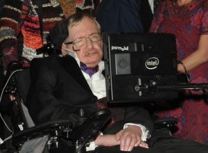Stephen Hawking Chooses A New Celebrity Voice For Red Nose Day