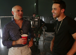 Prince Royce - Back It Up ft. Jennifer Lopez [Behind The Scenes] Video