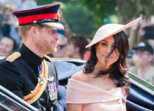 Prince Harry And Duchess Meghan Receive First Baby Gifts