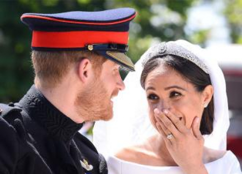 Prince Harry And Meghan Markle Ask For Charity Donations As Wedding Gifts