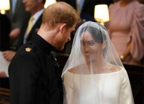 Prince Harry And Meghan Markle's Guests Go Away With Royal Memento