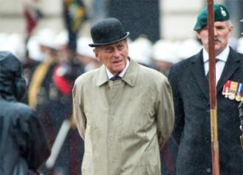 Prince Philip 'Battled Through Cracked Rib At Royal Wedding'
