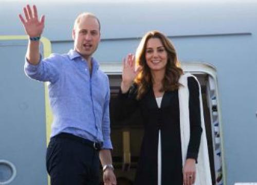 Duchess Catherine Recalls Plane Turbulence 'Adventure'