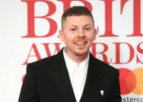 Professor Green Didn't Fight As A Youngster