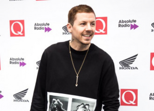 Professor Green Working On New Songs During Lockdown