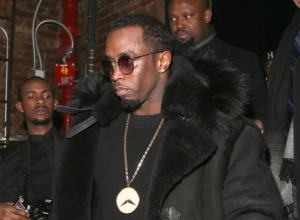 Diddy's Boy Thanks Dad For Standing Up To Tough Coach