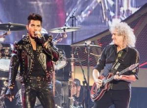 Queen And Adam Lambert World Tour In Progress Following Birmingham Barclaycard Arena Show! [Photos]