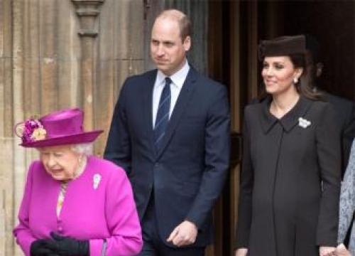 Duchess Catherine Gives Birth