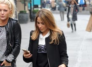 Rachel Stevens To Replace Frankie Sandford On Strictly Come Dancing Tour