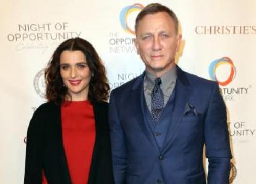 Rachel Weisz: Daniel Craig Is 'Doing Well' After Ankle Injury