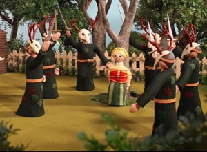Radiohead - Burn The Witch Video