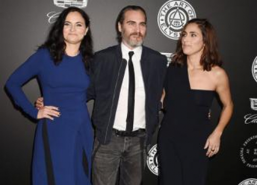 Joaquin Phoenix And Sister Buy LA Mansion Together