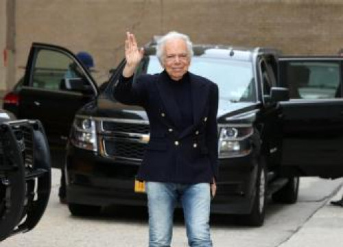 Ralph Lauren Almost Stopped Designing Womenswear