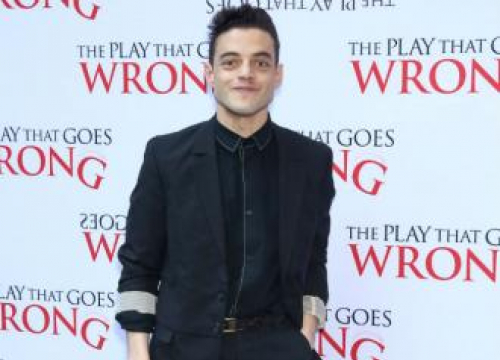 Rami Malek Still Researching Freddie Mercury