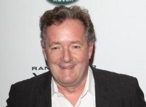 Piers Morgan Receives Pie In The Face From Harry Hill Over 'Papoose' Debate