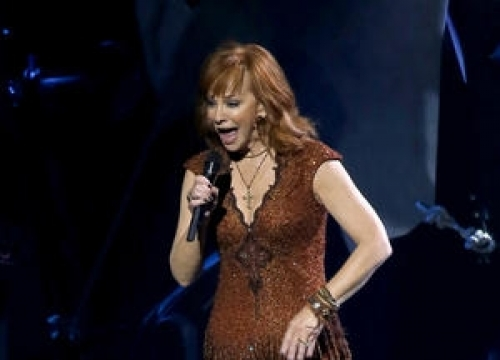 Reba Mcentire: 'Think About What You Eat To Lose Weight'