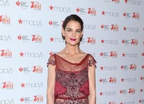Katie Holmes: 'My Daughter Deserves For Me To Be Present'