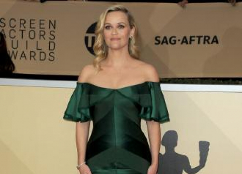 Reese Witherspoon Wants More Female Politicians