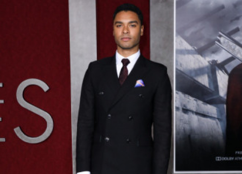 Rege-Jean Page To Play Simon Templar In The Saint Movie