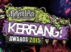 The Zombie Apocalypse Hits London During 2015 Relentless Kerrang! Awards