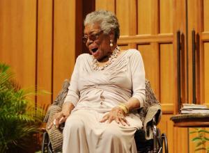 Remembering Maya Angelou, 1928-2014