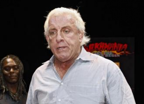 Ric Flair Is A 'Fighter'