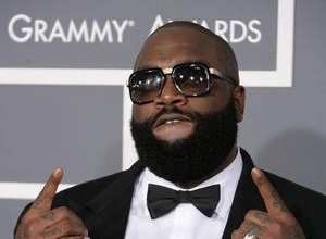Rick Ross Arrested On Suspicion Of Marijuana Possession