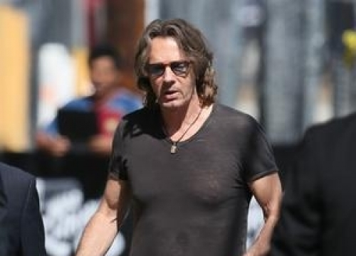 Rick Springfield Sold Off Court Photo Evidence For Charity