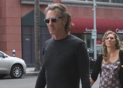 Rick Springfield Selling Hair For Charity