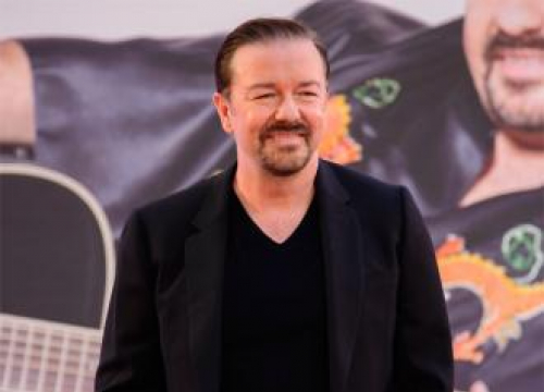 Ricky Gervais: People Should Worship Dogs