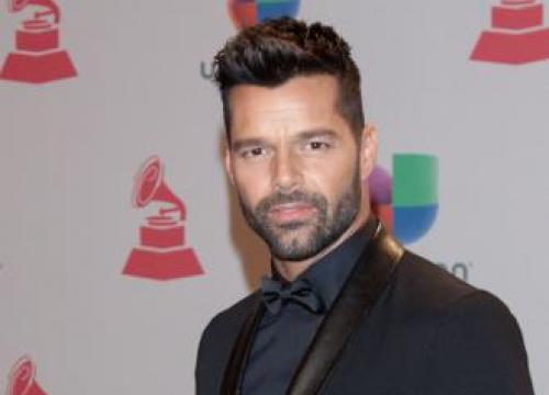 Ricky Martin's 'Crazy Foot Fetish'