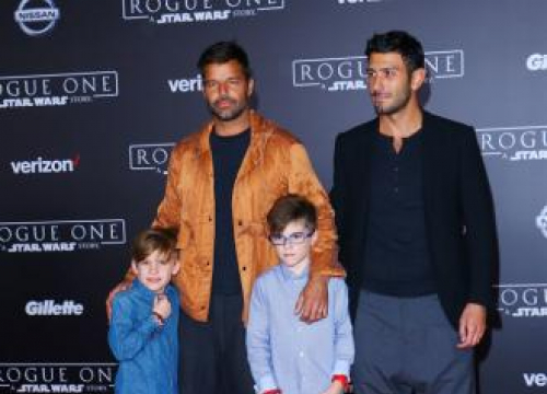 Ricky Martin Wants A 'Massive' International Wedding